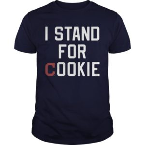 Indians Homage I Stand For Cookie Shirt