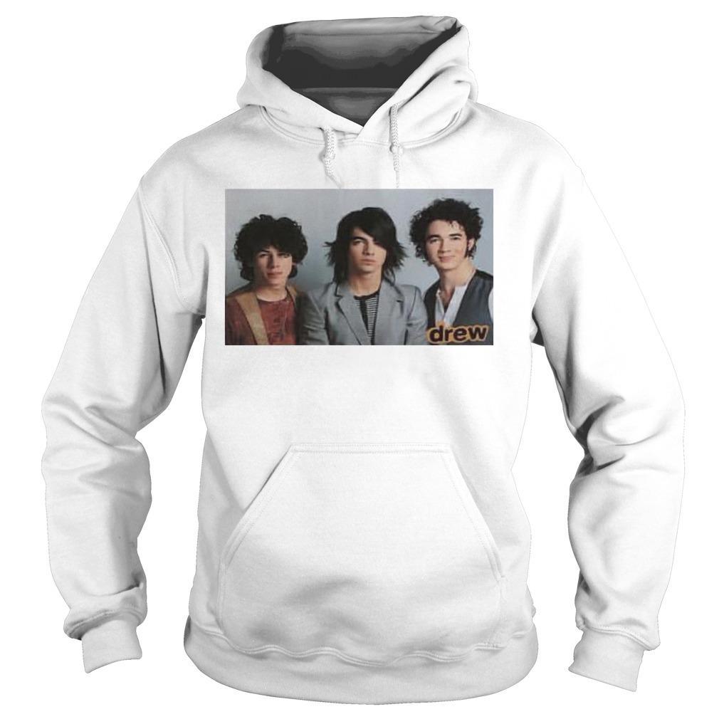 Justin Bieber Jonas Brothers Hoodie