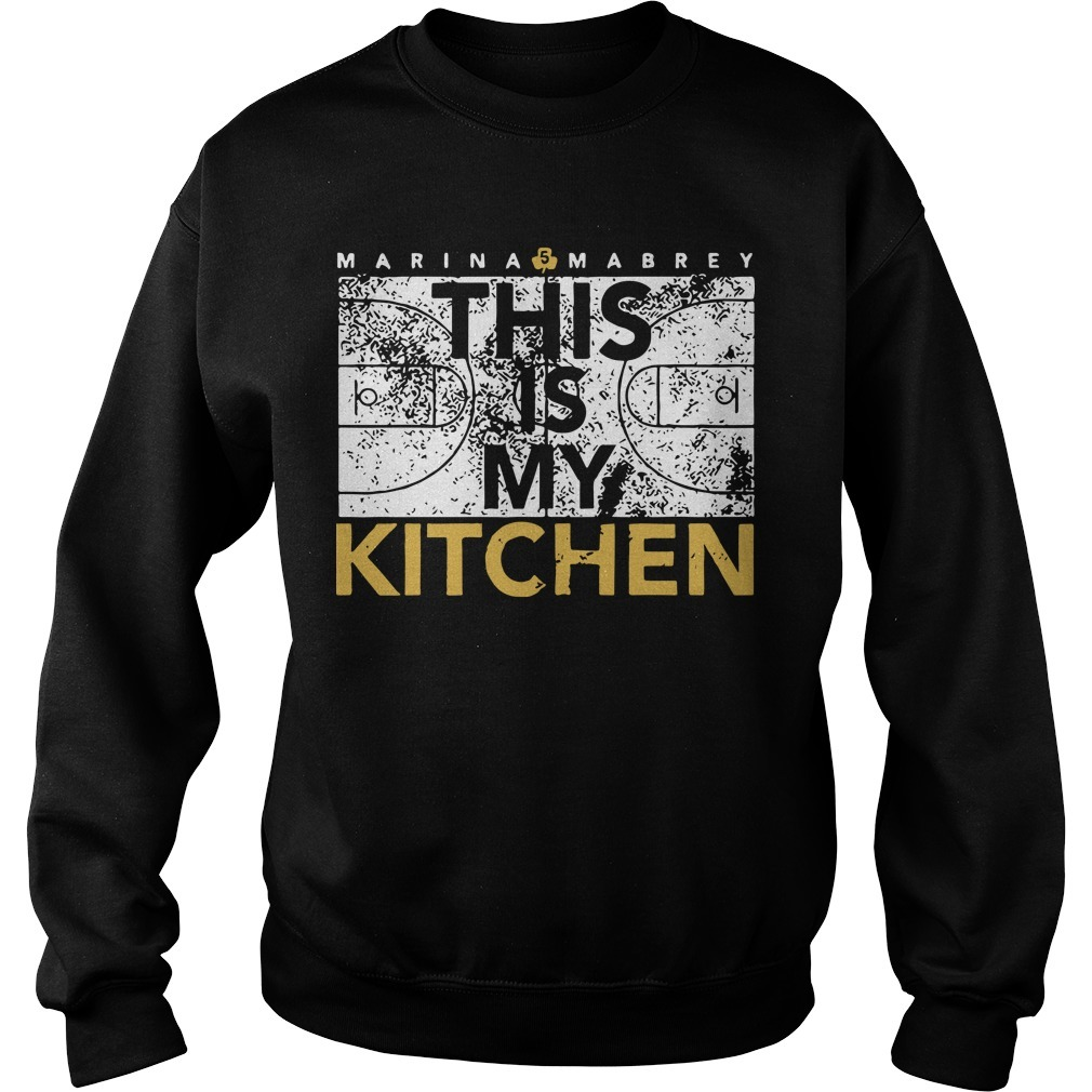 Marina Mabrey This Is My Kitchen Sweater