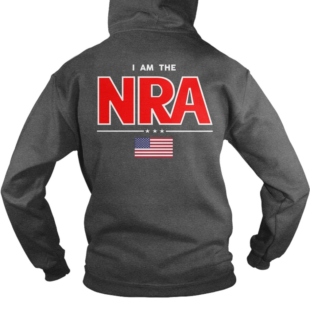 NRA Statement Virginia Special Session I Am The NRA Hoodie