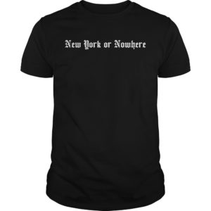 Rj Barrett 6 New York Or Nowhere Shirt