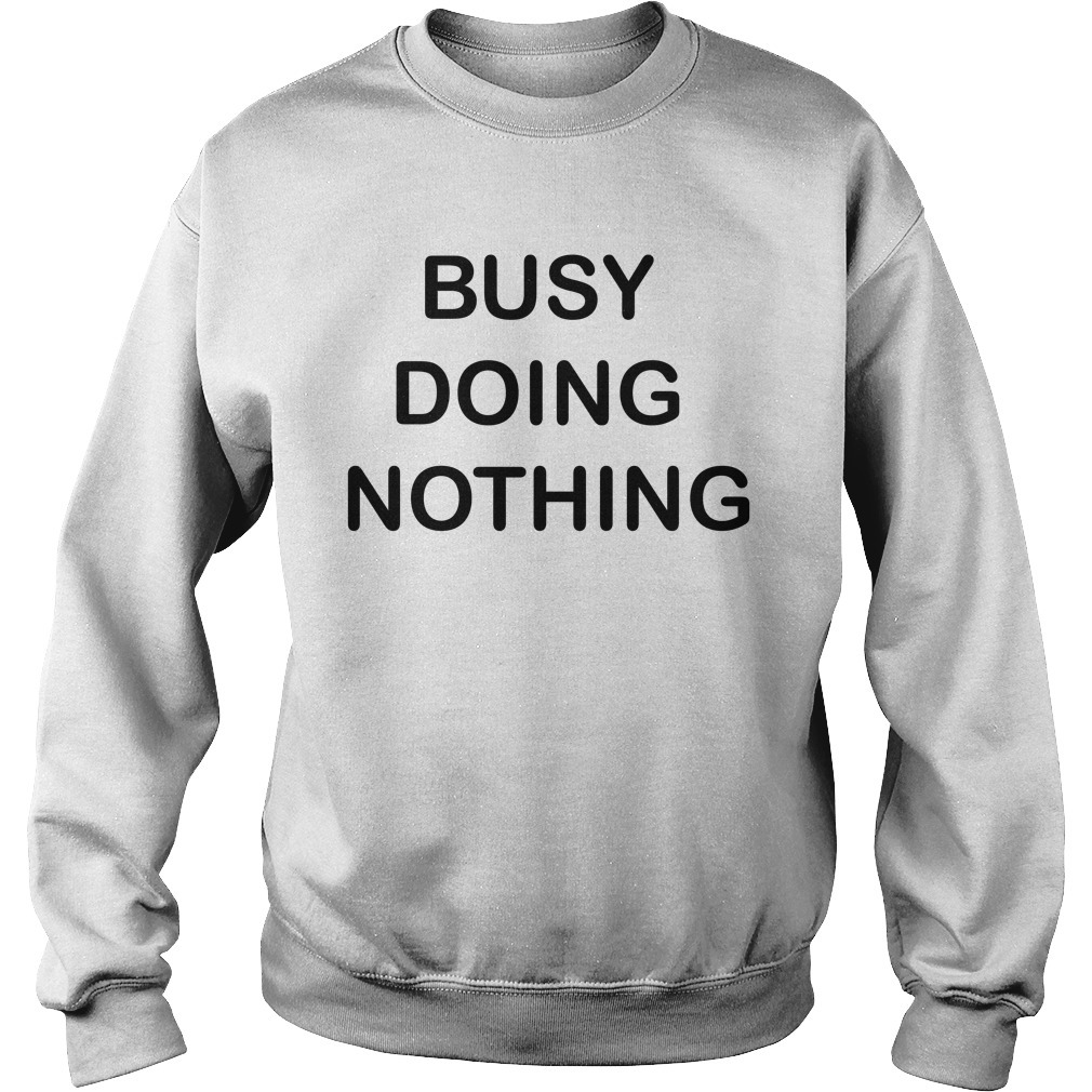 Scott McKane Busy Doing Nothing Sweater