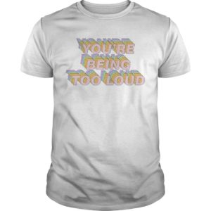 Taylor Swift Multicolor Lyric Design You Need To Calm Down Shirt