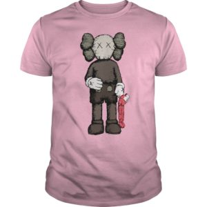 Uniqlo Kaws T Shirt