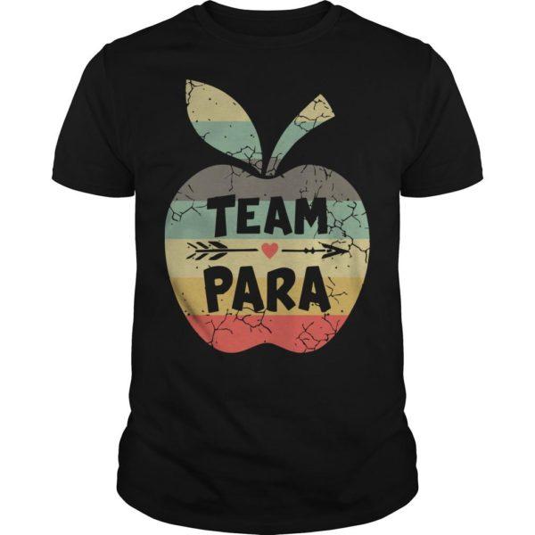 Vintage Apple Team Para Shirt