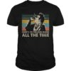 Vintage Cosmo Kramer Here's To Feeling Good All The Time Shirt