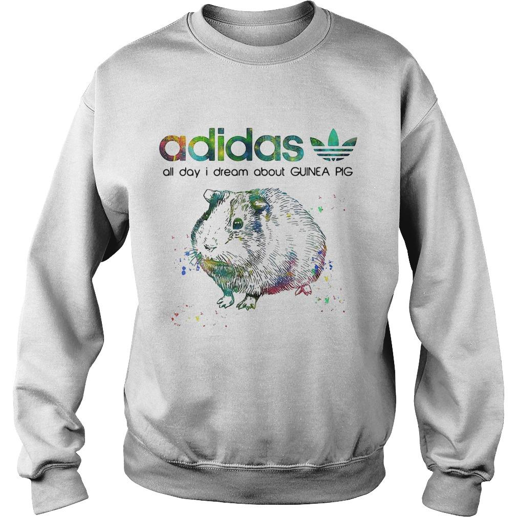 Adidas All Day I Dream About Guinea Pig Sweater