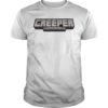 Captainsparklez Creeper Aw Man Shirt