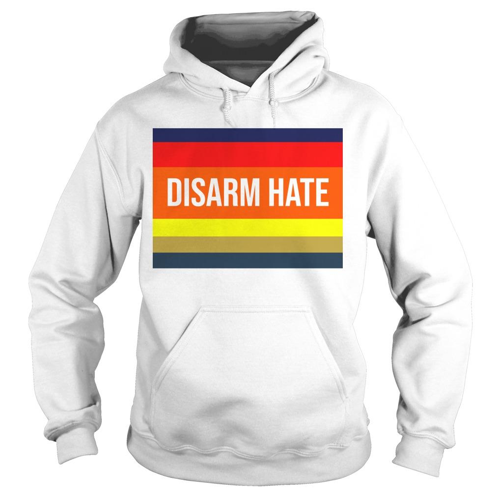 David Hogg Disarm Hate Hoodie