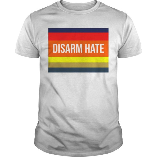 David Hogg Disarm Hate Shirt