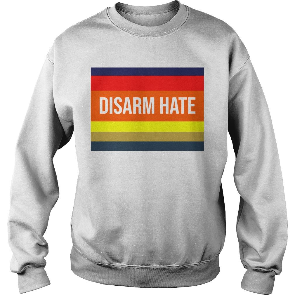 David Hogg Disarm Hate Sweater