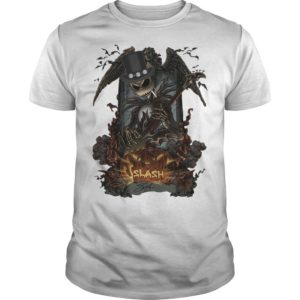 Halloween Jack Skellington Slash Shirt