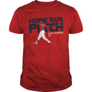 Home Run Pitch José Ramírez Shirt