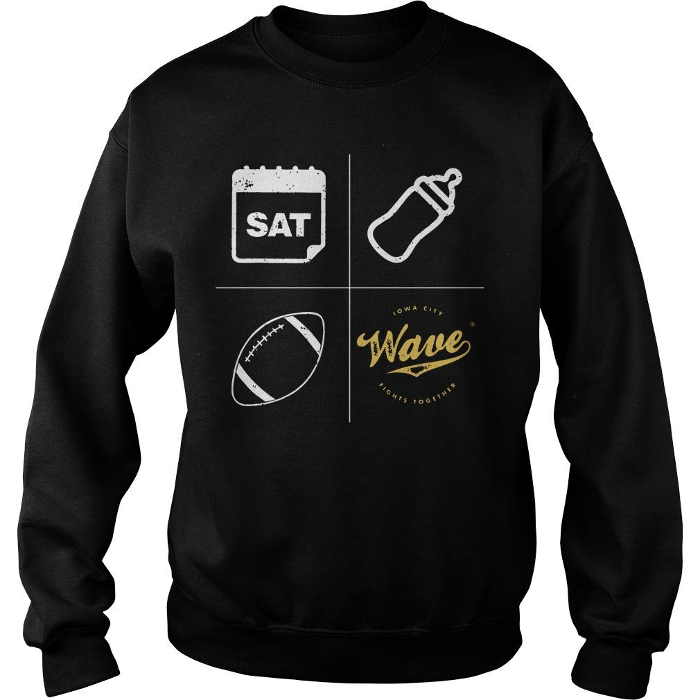 Infant Wave Tailgate Sweater