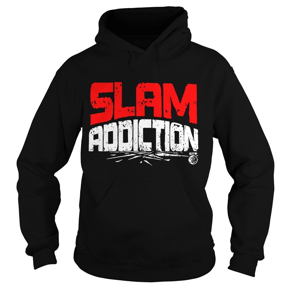 Jake Snake DDT Slam Addiction Hoodie