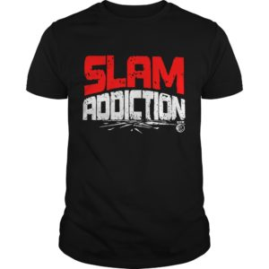 Jake Snake DDT Slam Addiction