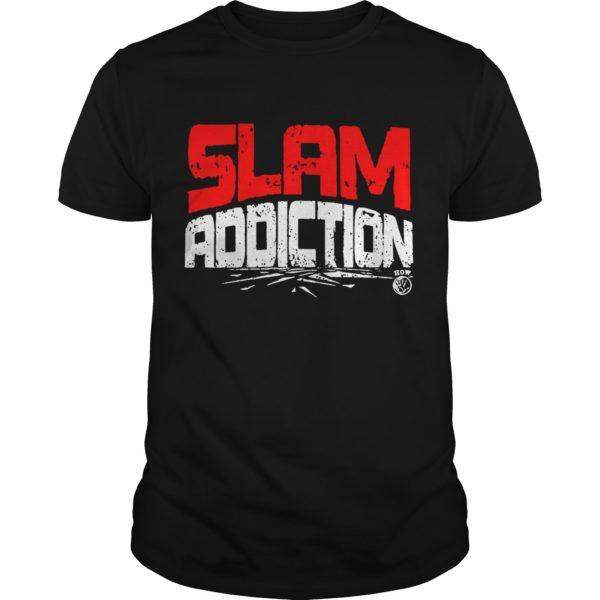 Jake Snake DDT Slam Addiction