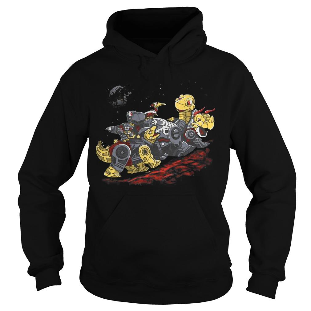 Land Before Time Transformers Hoodie