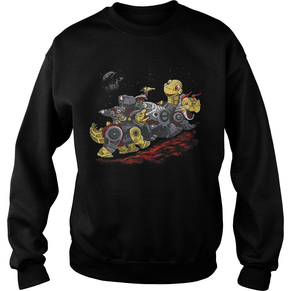 Land Before Time Transformers Sweater