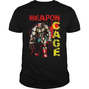 MrGMSI Bcage Weapon Cage