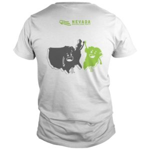 Nevada GOP Greenland The 51st State Shirt