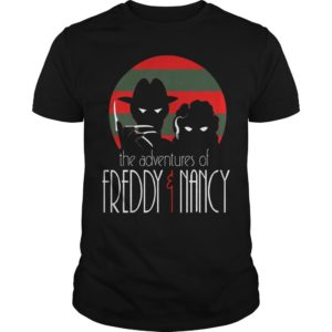 The Adventure Of Freddy And Nancy Shirt