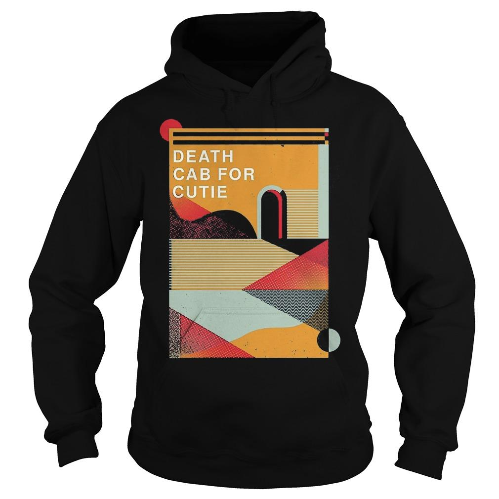The Blue EP Death Cab For Cutie Hoodie