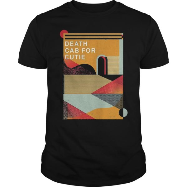 The Blue EP Death Cab For Cutie Shirt