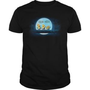 The Lion King Minions Hakuna Matata Shirt