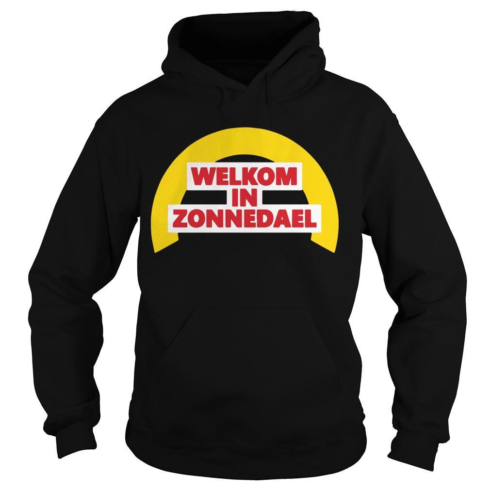 Welkom In Zonnedael Hoodie