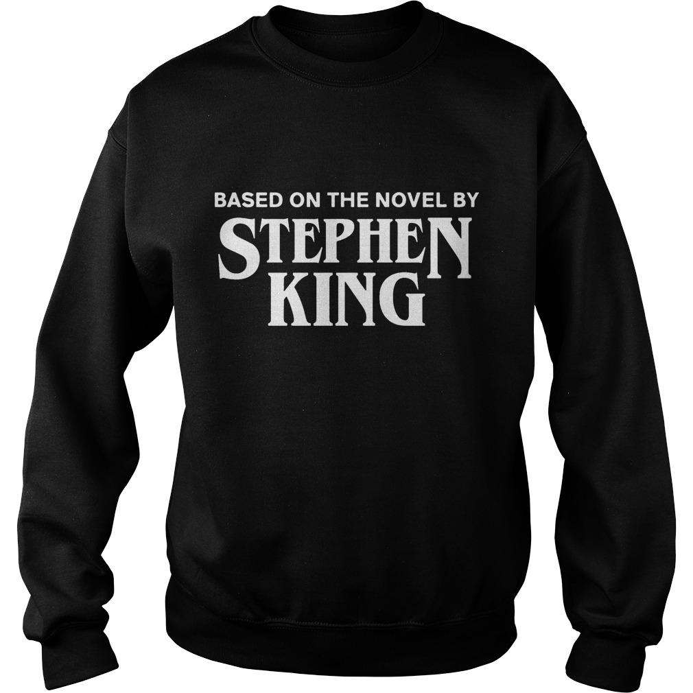 Based On The Novel By Stephen King Sweater