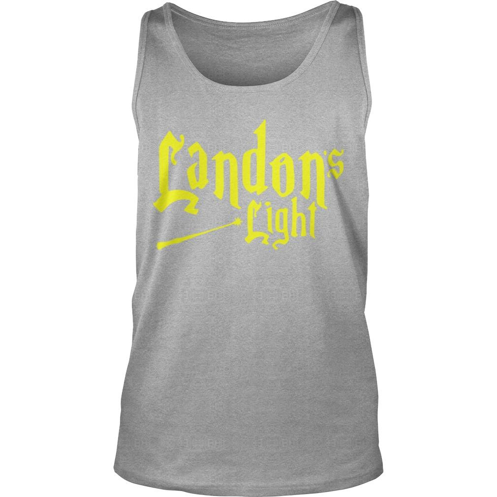 Carson Wentz Landons Light Tank Top