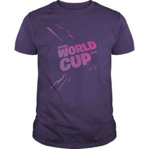 Fortnite World Cup 2019 Shirt