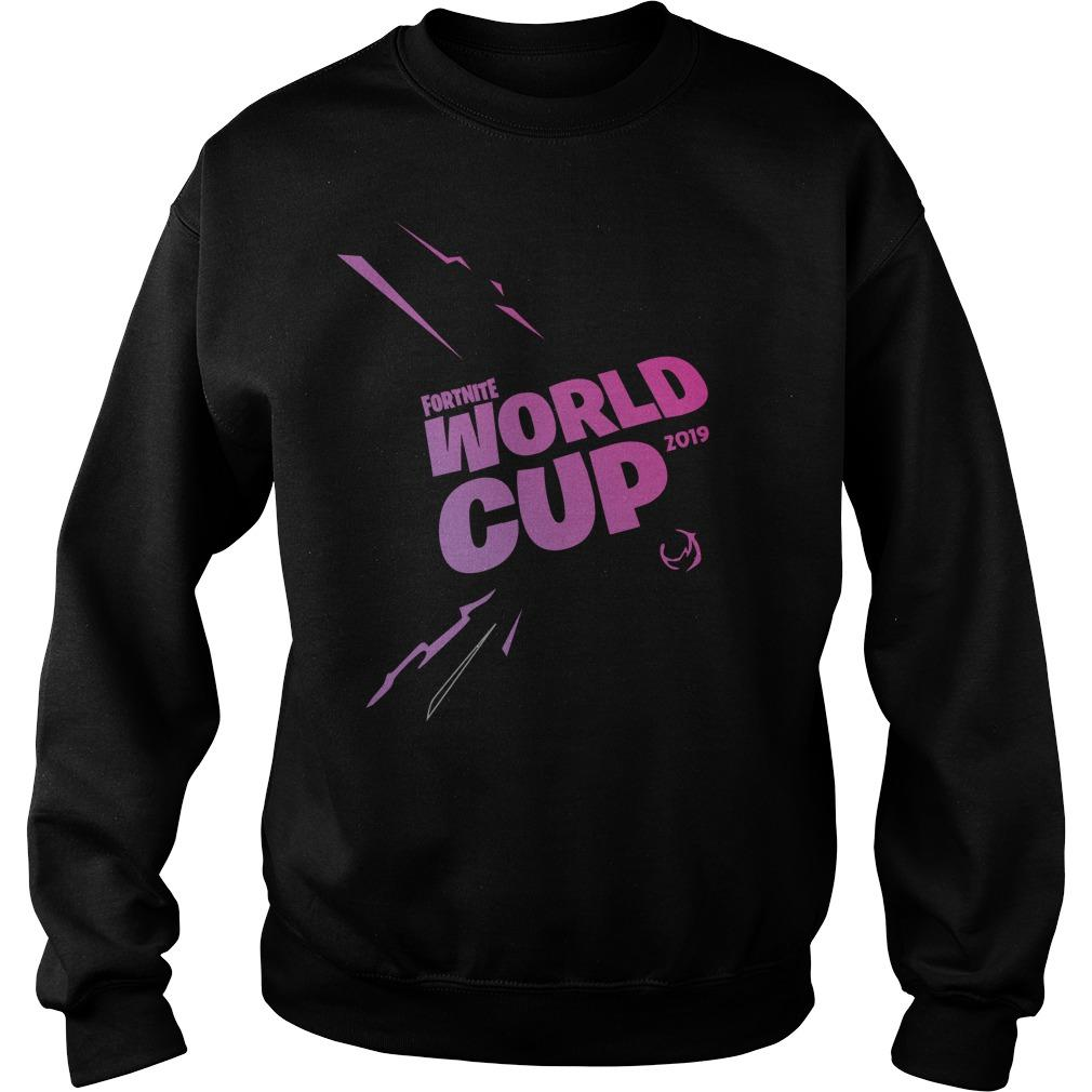 Fortnite World Cup 2019 Sweater