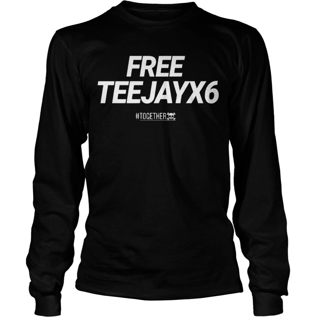 Free Teejayx6 Together Longsleeve