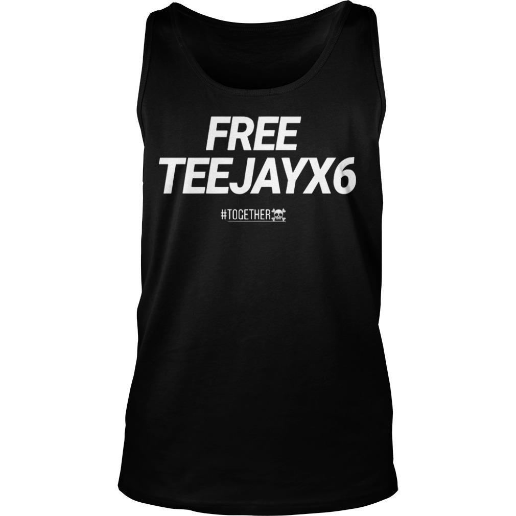 Free Teejayx6 Together Tank Top