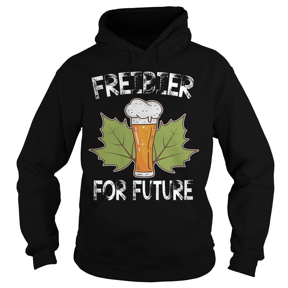 Freibier For Future Hoodie