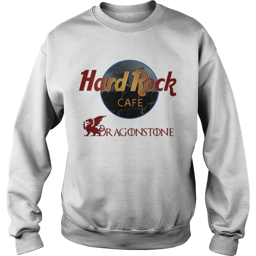 Game Of Thrones Hard Rock Cafe Dragonstone Sweater