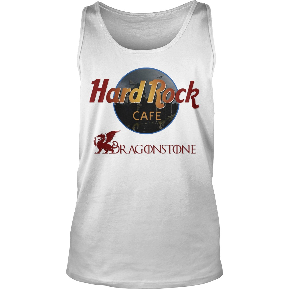 Game Of Thrones Hard Rock Cafe Dragonstone Tank Top
