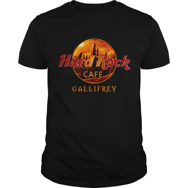 Hard Rock Cafe Gallifrey