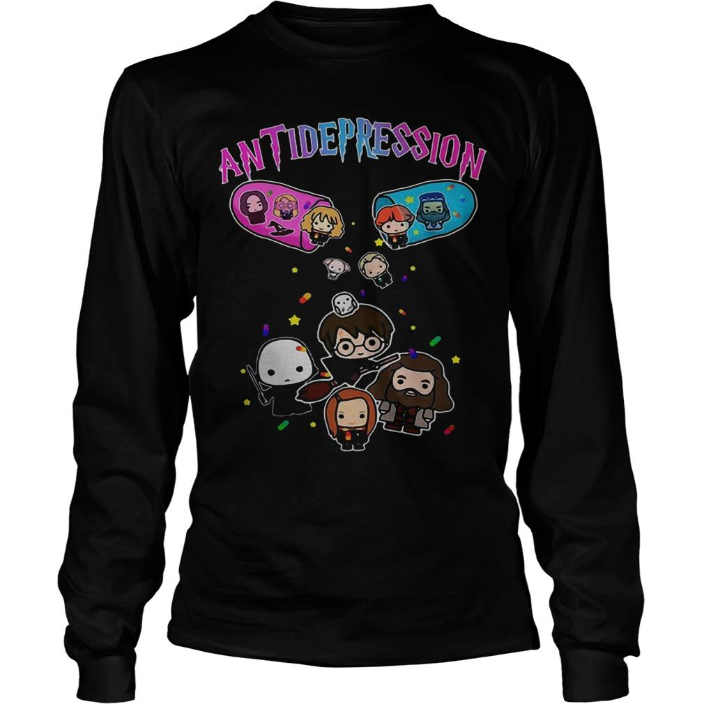 Harry Potter Antidepression Longsleeve