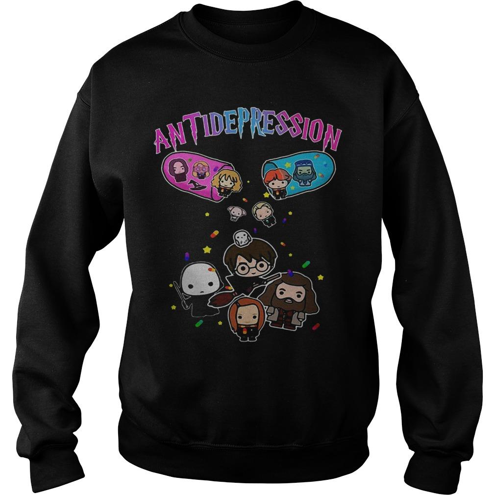 Harry Potter Antidepression Sweater