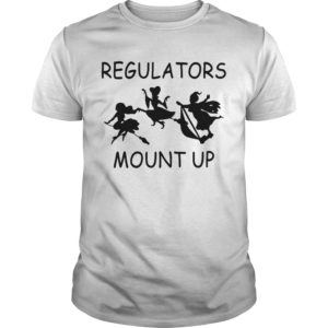 Hocus Pocus Regulators Mount Up