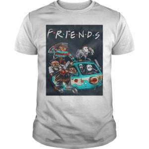 Horror Character Tv Show Friends Scooby Doo Car