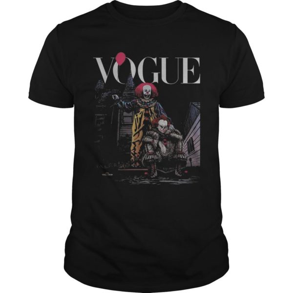 IT Pennywise Vogue Shirt