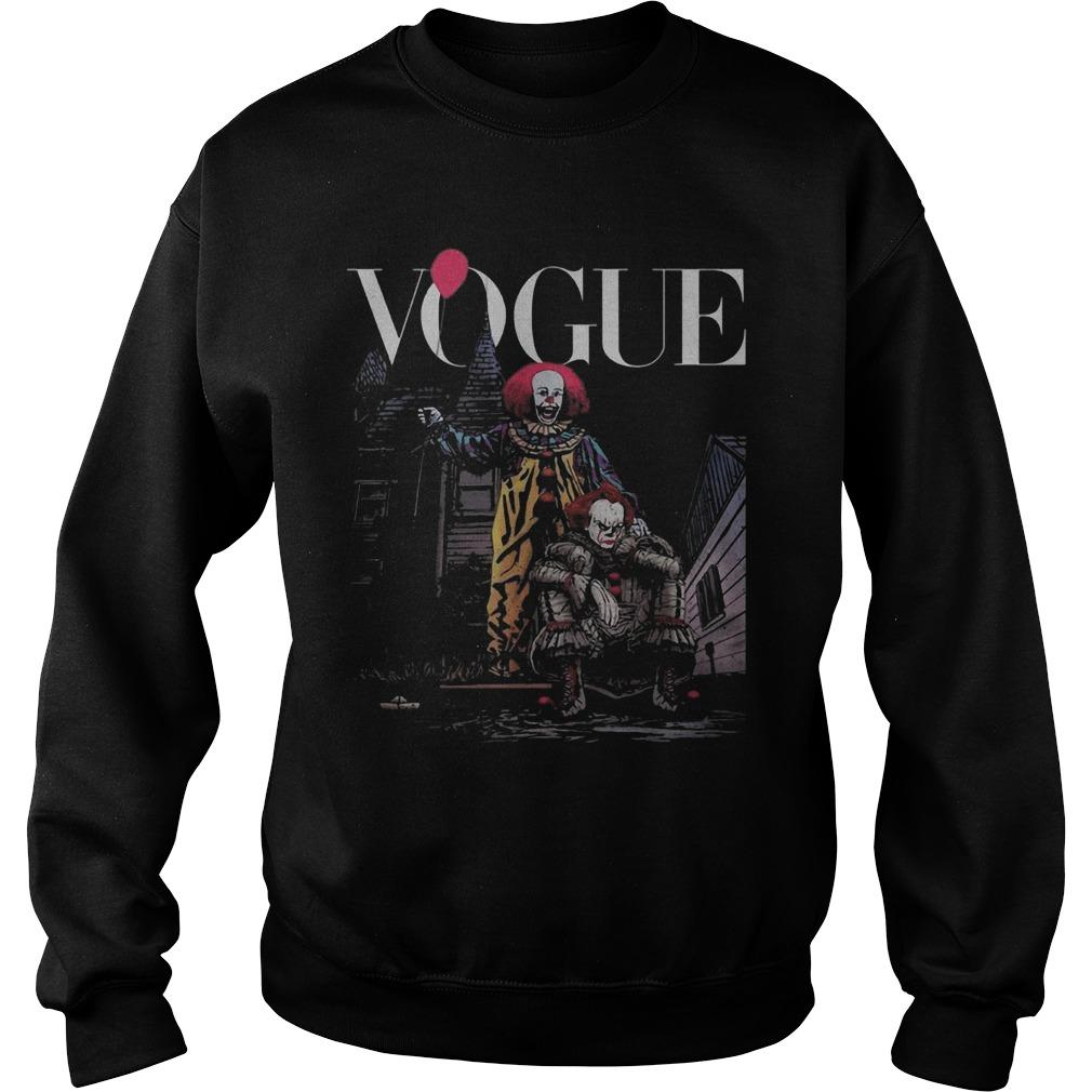 IT Pennywise Vogue Sweater
