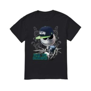Jack Skellington Fear The Seattle Seahawks Shirt