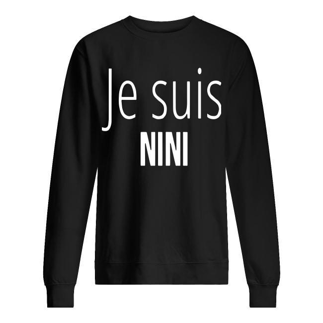 Je Suis Nini Sweater