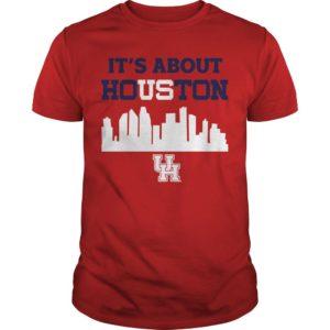 Joseph Duarte It's About Houston Shirt