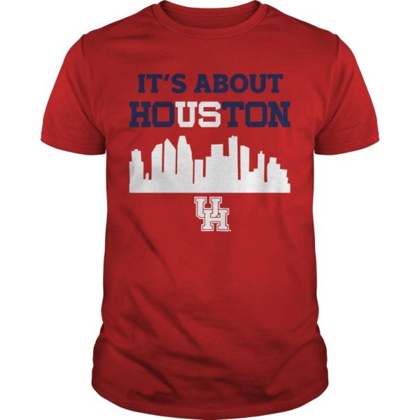 Joseph Duarte It's About Houston Shirt